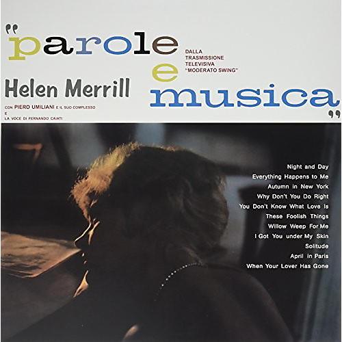 Alliance Helen Merrill - Parole E Musica thumbnail