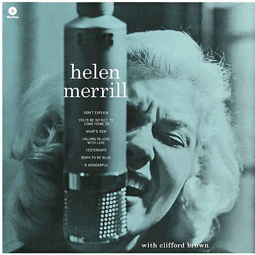 Alliance Helen Merrill - With Clifford Brown thumbnail