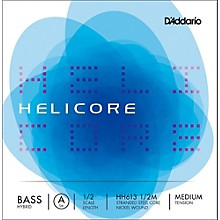 D'Addario Helicore Hybrid Series Double Bass A String