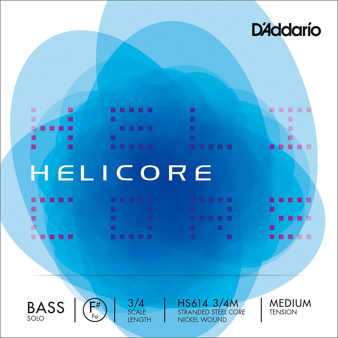 D'Addario Helicore Solo Bass Strings thumbnail