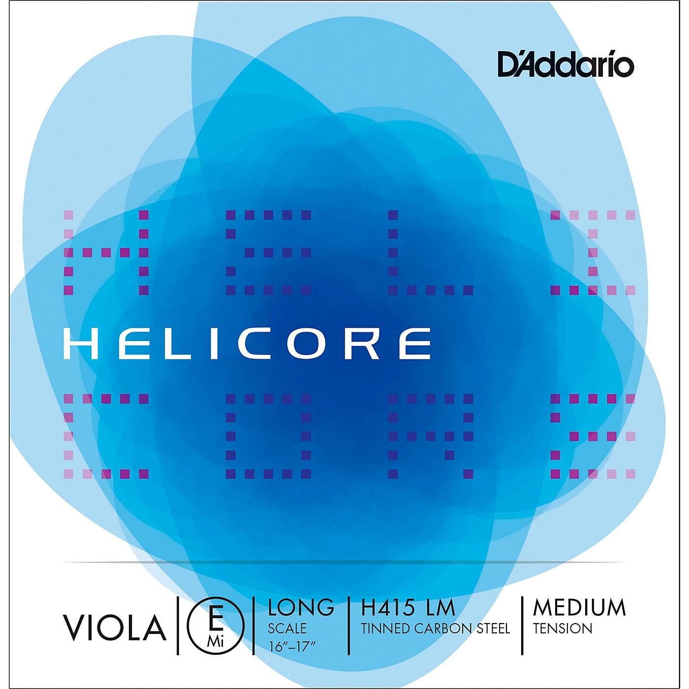 D'Addario Helicore Viola E String thumbnail