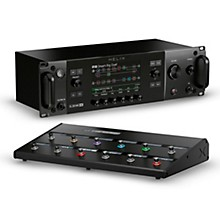 Line 6 Helix Multi-Effects Guitar Rack with Foot Controller
