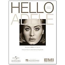 Hal Leonard Hello - Adele, Easy Piano Sheet