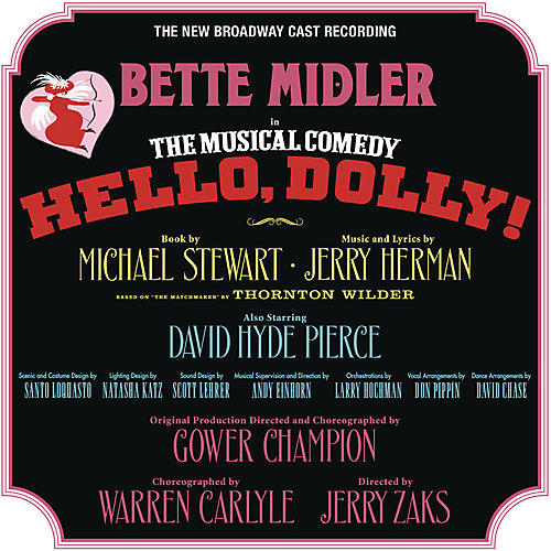 Alliance Hello Dolly (New Broadway Cast Recording) thumbnail