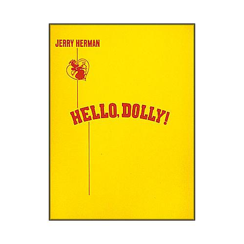Hal Leonard Hello, Dolly! Vocal Score thumbnail