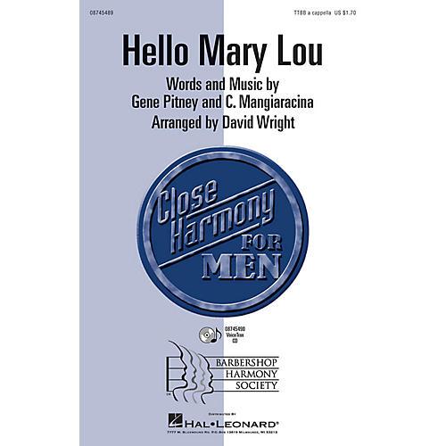 Hal Leonard Hello Mary Lou VoiceTrax CD by Ricky Nelson thumbnail