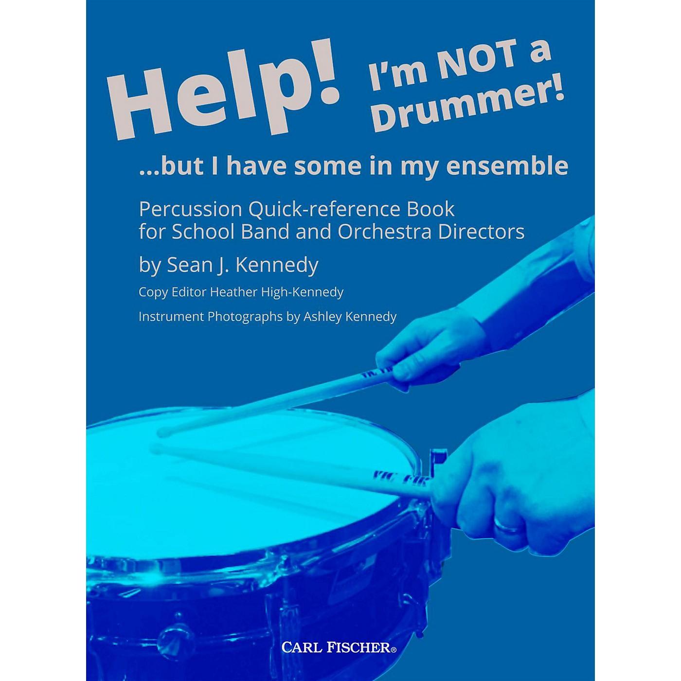Carl Fischer Help! I'm Not a Drummer! thumbnail