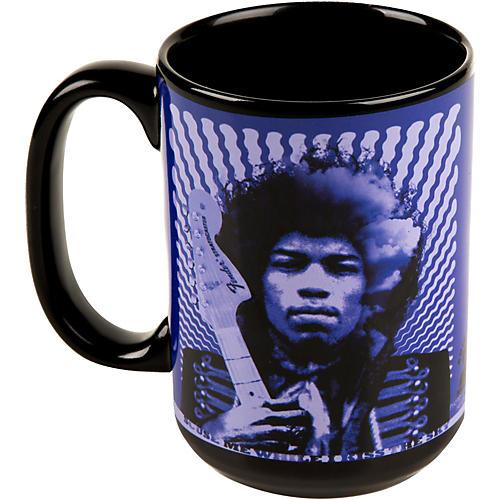 Fender Hendrix Kiss the Sky Mug thumbnail