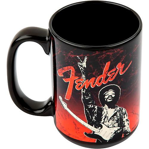 Fender Hendrix Peace Sign Mug thumbnail