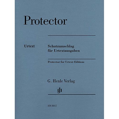 G. Henle Verlag Henle Plastic Protector (for Urtext Editions) - Henle Music thumbnail