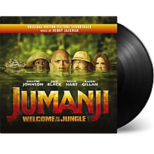 Henry Jackman - Jumanji: Welcome to the Jungle (Original Motion Picture Soundtrack)