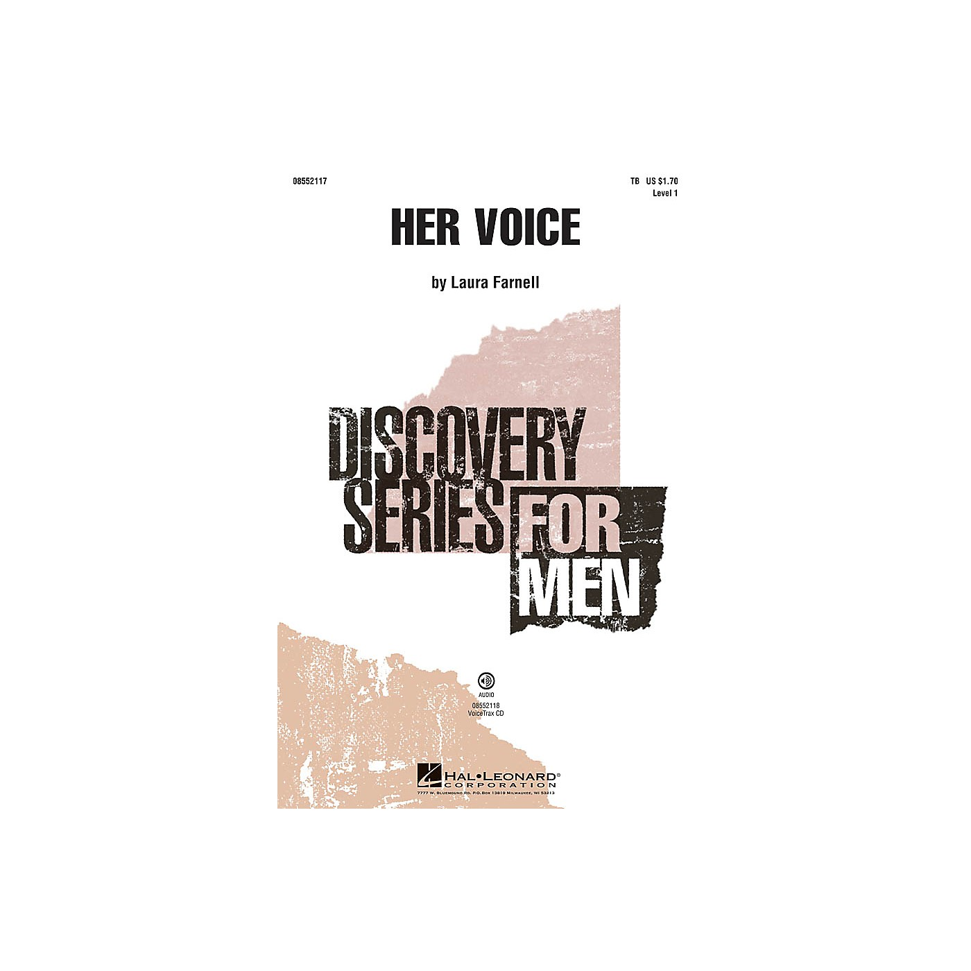 Hal Leonard Her Voice (Discovery Level 1) VoiceTrax CD Composed by Laura Farnell thumbnail