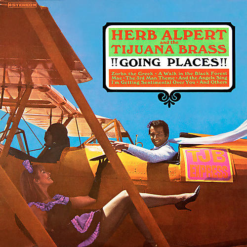 Alliance Herb Alpert & Tijuana Brass - Going Places thumbnail