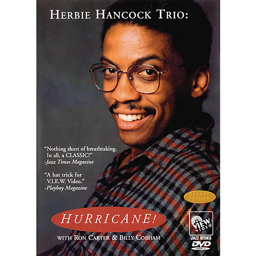 View Video Herbie Hancock Trio - Hurricane! Live/DVD Series DVD Performed by Ron Carter thumbnail
