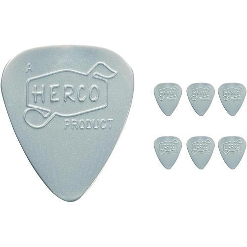 Dunlop Herco Vintage 66' Heavy Picks Silver (6-Pack) thumbnail