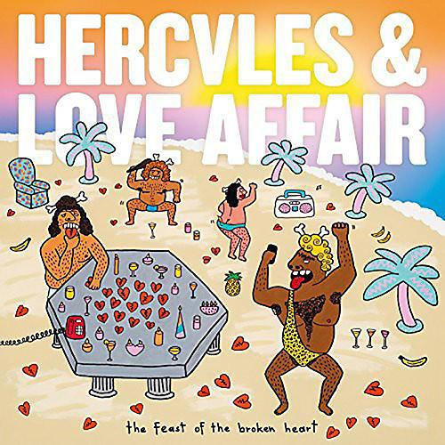 Alliance Hercules & Love Affair - Feast of the Broken Heart thumbnail