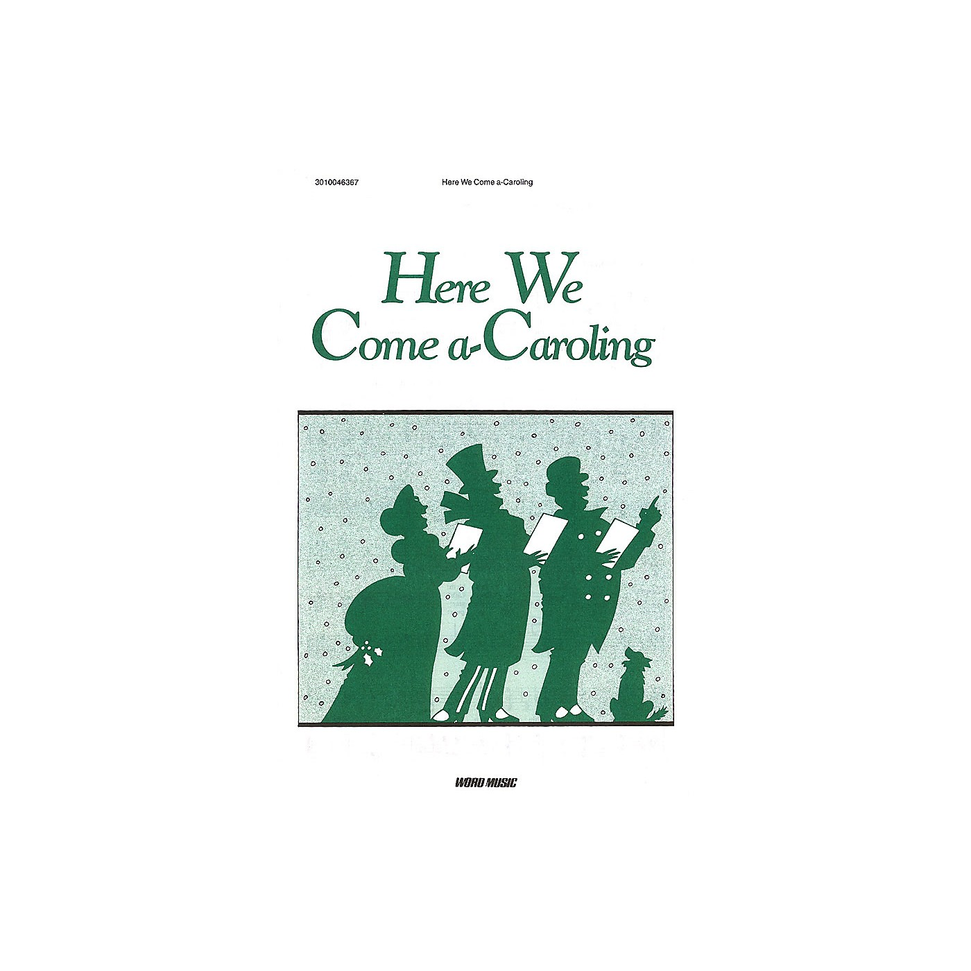 Word Music Here We Come A-Caroling Sacred Folio Series Composed by Various thumbnail