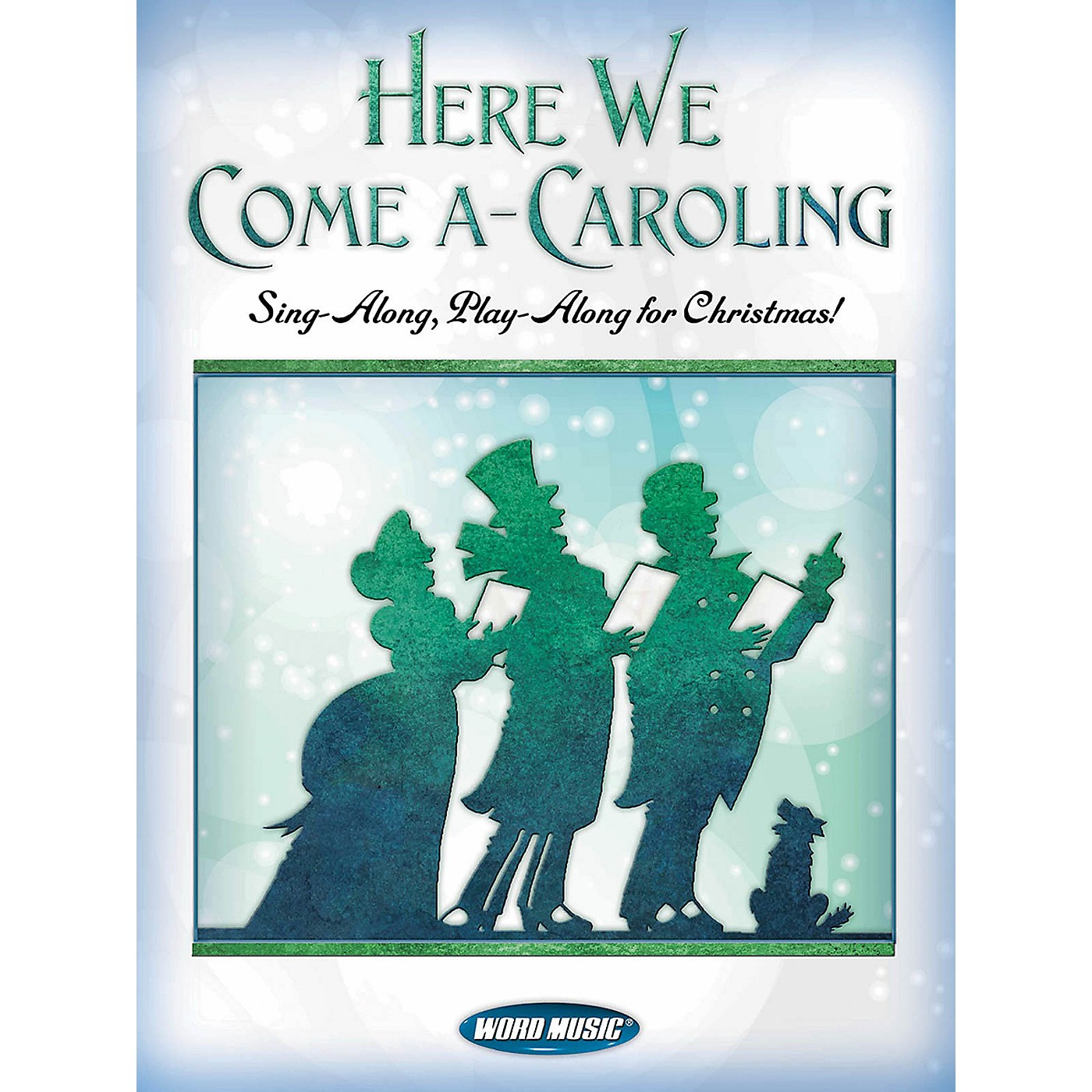 Word Music Here We Come A-Caroling (Sing Along, Play Along for Christmas!) Sacred Folio Series thumbnail