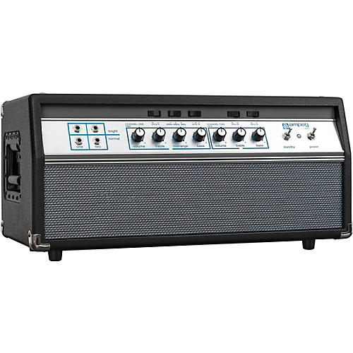 Ampeg Heritage 50th Anniversary SVT 300W Tube Bass Amp Head thumbnail