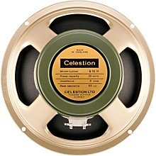 "Celestion Heritage G12H (55Hz) 30W, 12"" Vintage Guitar Speaker"