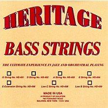 Kolstein Heritage Orchestral / Jazz Bass Strings