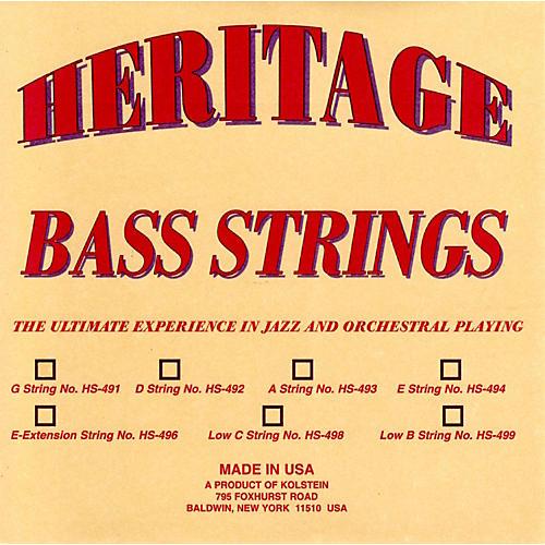 Kolstein Heritage Orchestral / Jazz Bass Strings thumbnail