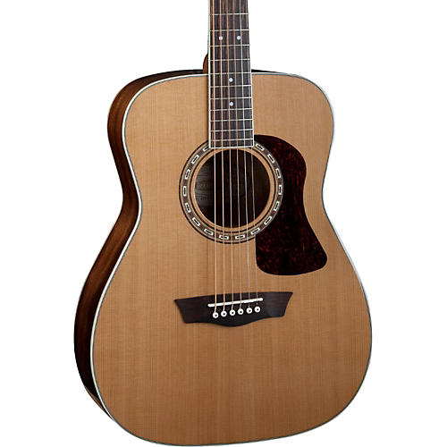 Washburn Heritage Series Acoustic Folk Guitar thumbnail