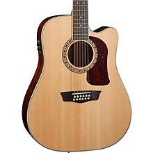 Washburn Heritage Series HD10SCE12 12-String Acoustic-Electric Cutaway Dreadnought Guitar