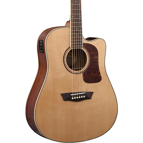 Washburn Heritage Series HD12SCE Dreadnought Acoustic-Electric Guitar thumbnail