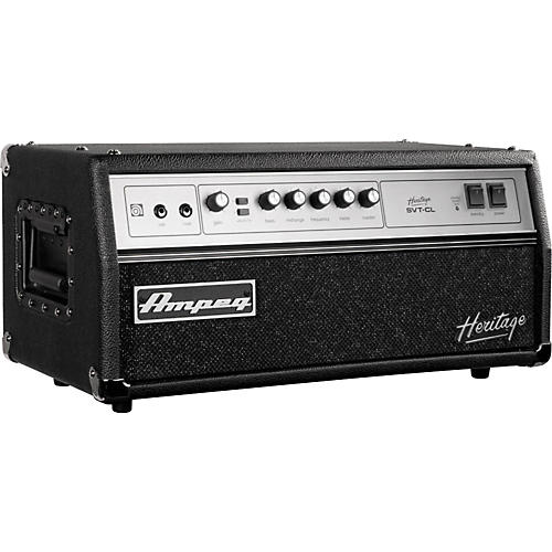 Ampeg Heritage Series SVT-CL 2011 300W Tube Bass Amp Head thumbnail
