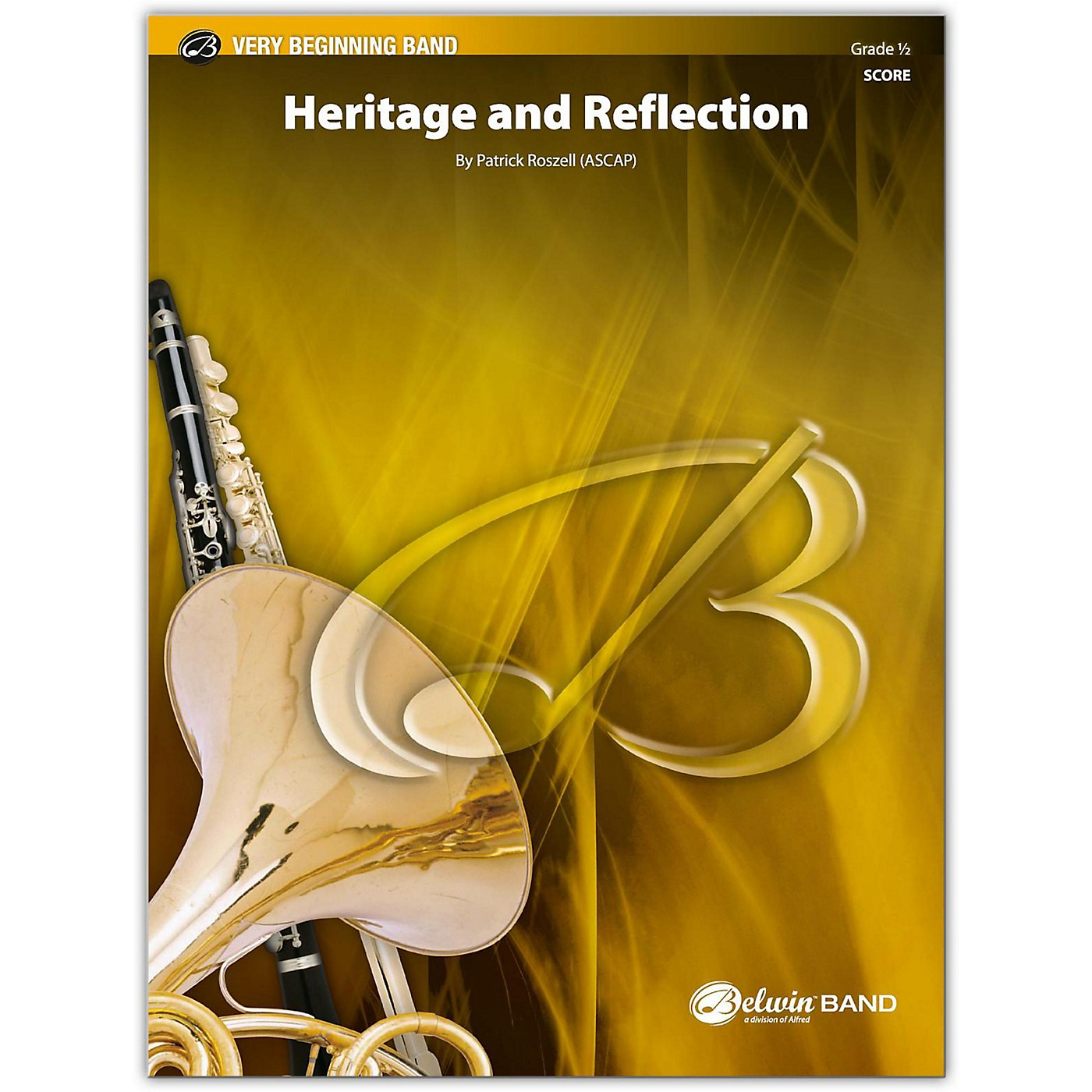 BELWIN Heritage and Reflection Conductor Score 0.5 (Very Easy) thumbnail