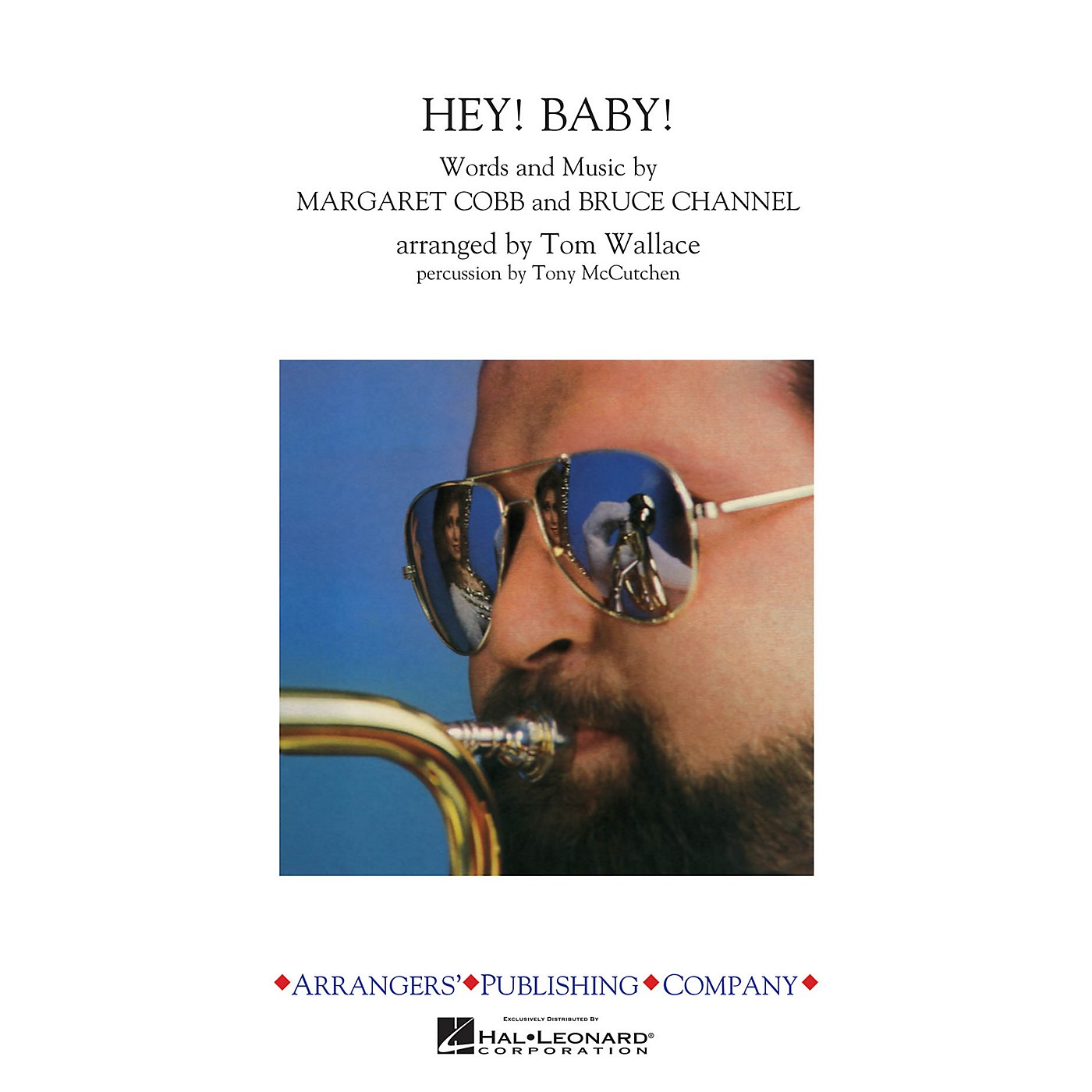Arrangers Hey! Baby! Marching Band Level 3 Arranged by Tom Wallace thumbnail
