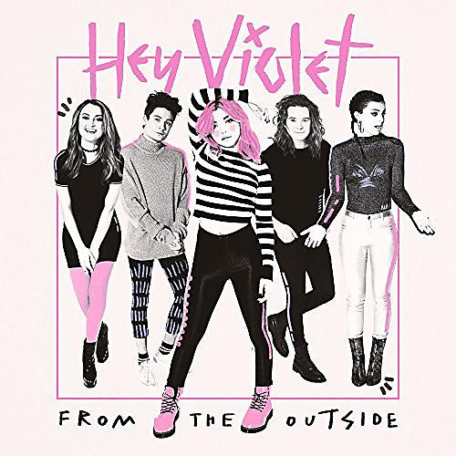 Alliance Hey Violet - From The Outside thumbnail