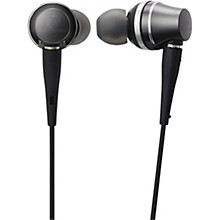 Audio-Technica Hi Res Aluminum In-Ear Headphones