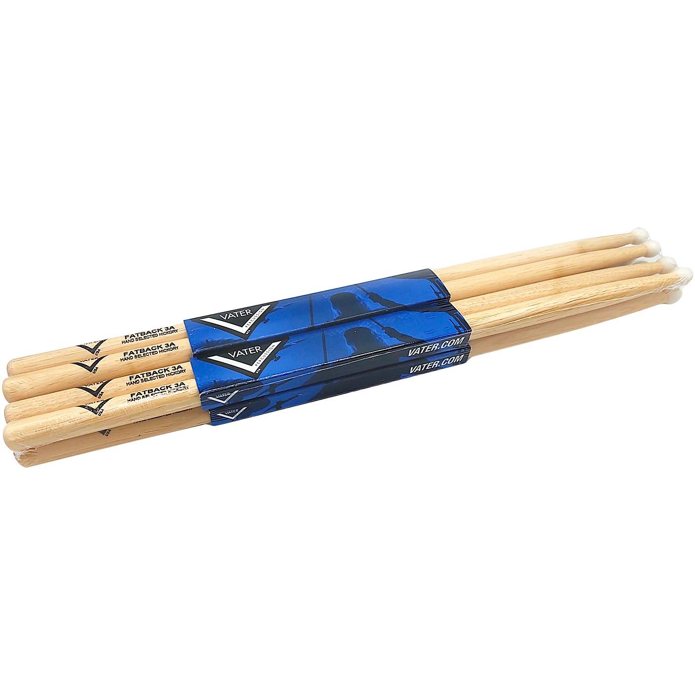 Vater Hickory Drum Stick Prepack thumbnail