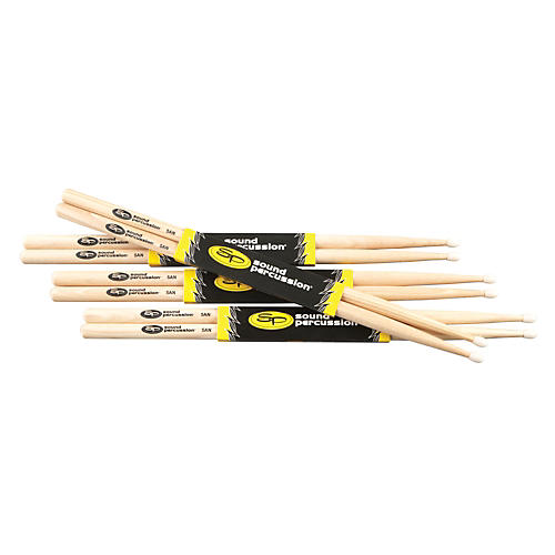 Sound Percussion Labs Hickory Drumsticks 4-Pack thumbnail