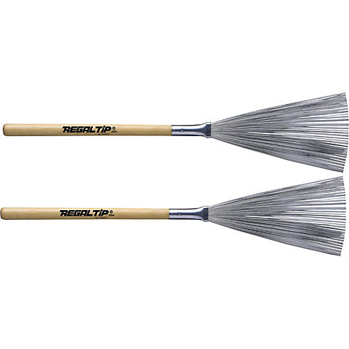 Regal Tip Hickory Handle Non-Telescoping Brushes thumbnail
