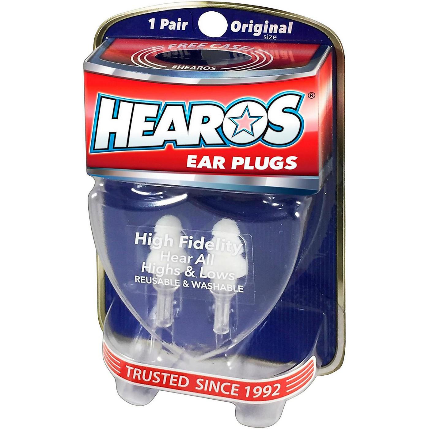 Hearos High Fidelity Ear Plugs thumbnail