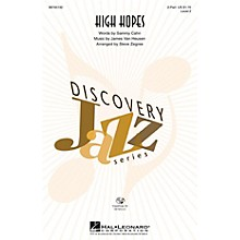 Hal Leonard High Hopes 2-Part arranged by Steve Zegree