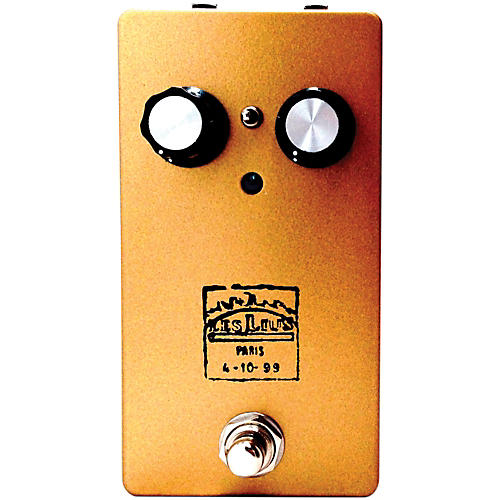 Lovepedal High Power Tweed Twin Vintage Overdrive Guitar Effects Pedal thumbnail