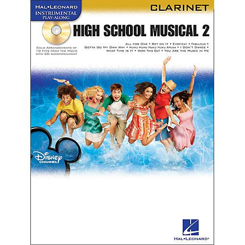 Hal Leonard High School Musical 2 for Clarinet Book/CD-thumbnail
