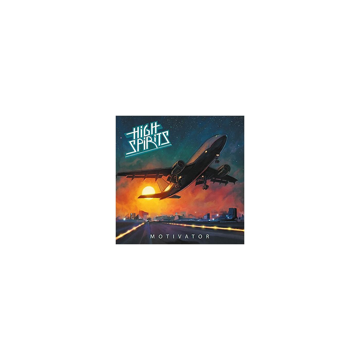 Alliance High Spirits - Motivator thumbnail