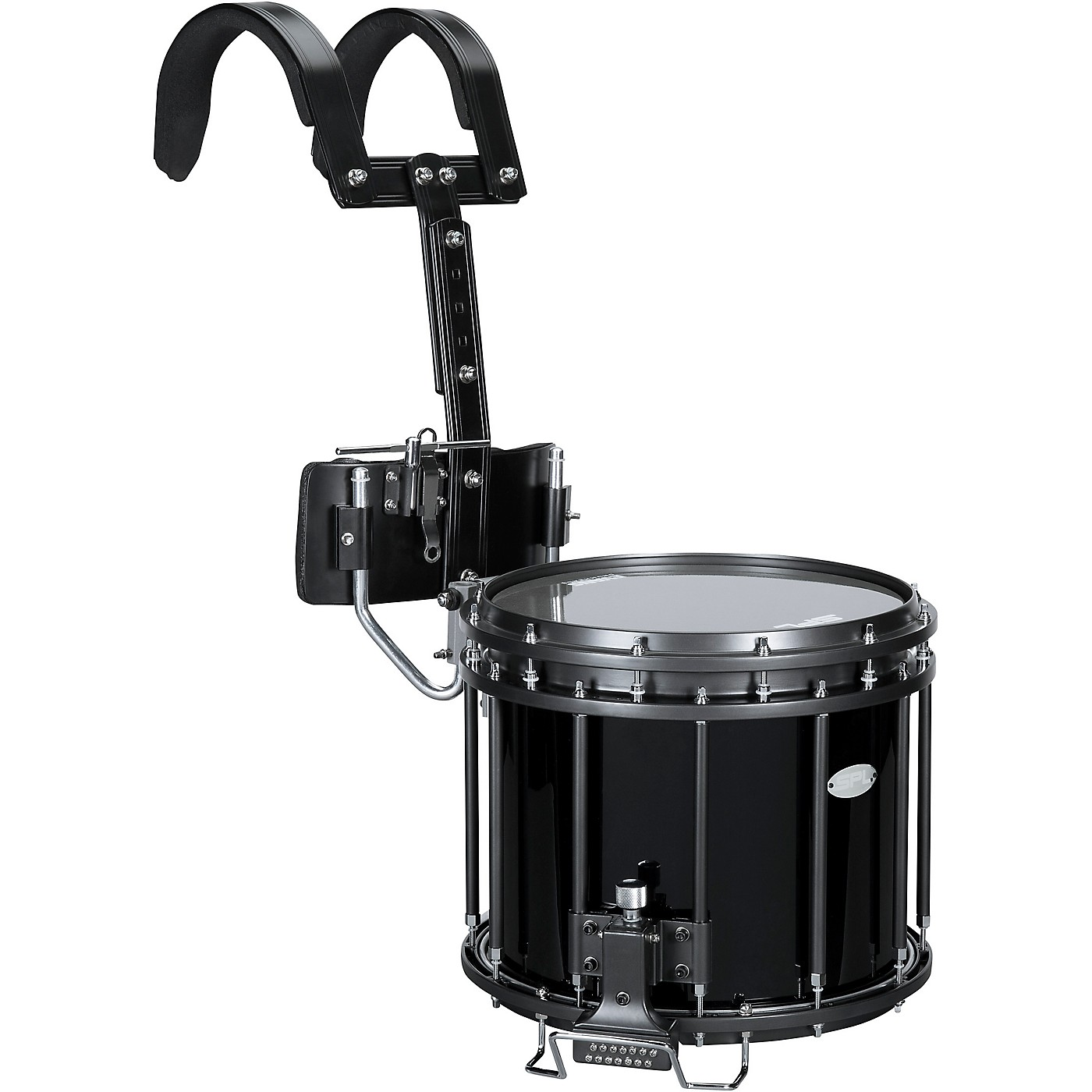 Sound Percussion Labs High-Tension Marching Snare Drum with Carrier thumbnail