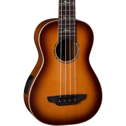 Luna Guitars High Tide Bass Acoustic-Electric Ukulele thumbnail