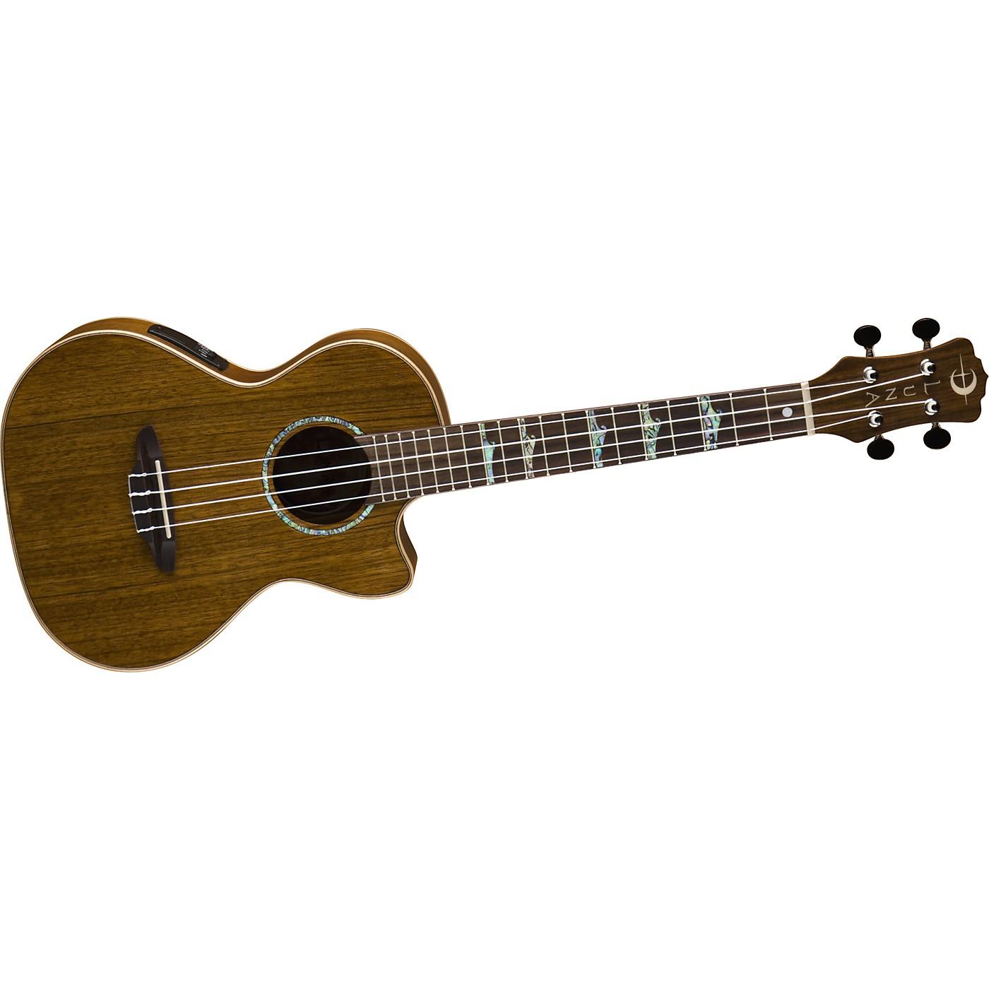 Luna Guitars High-Tide Ovangkol Tenor Ukulele thumbnail