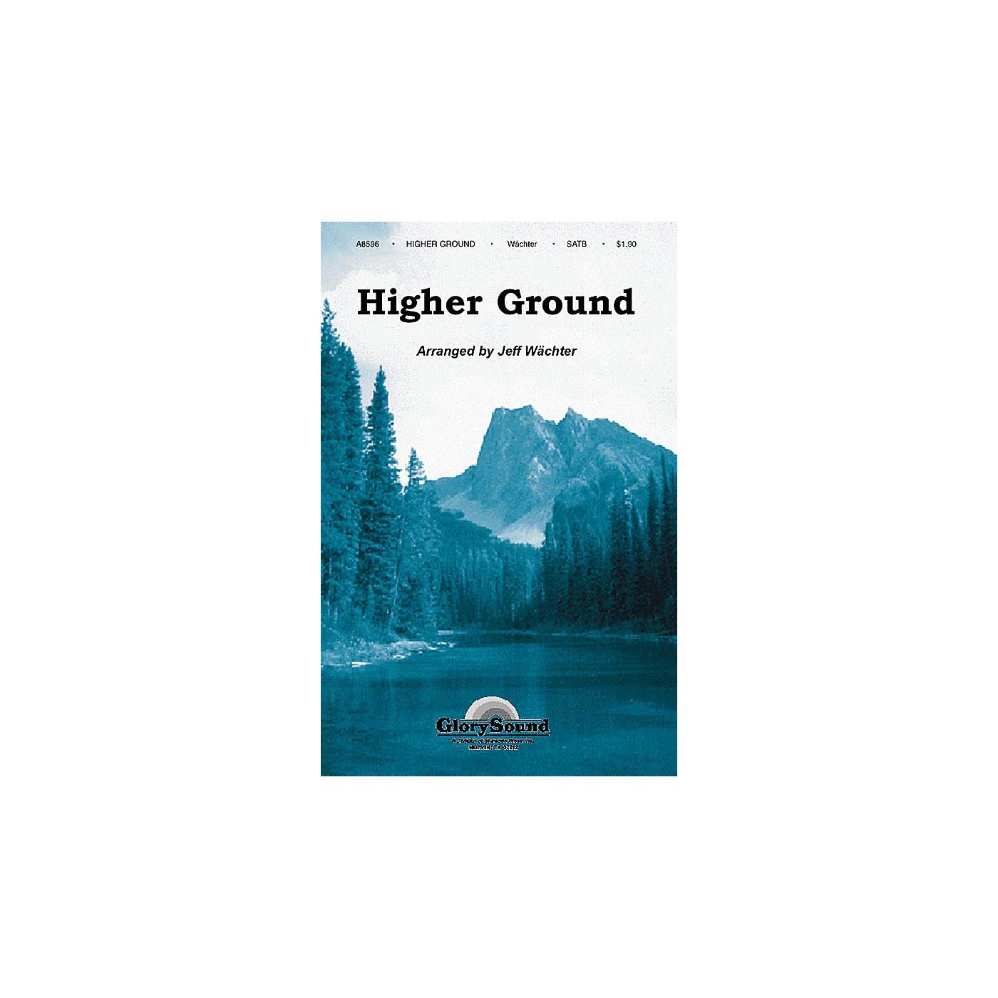 Shawnee Press Higher Ground SATB arranged by Jeff Wächter thumbnail
