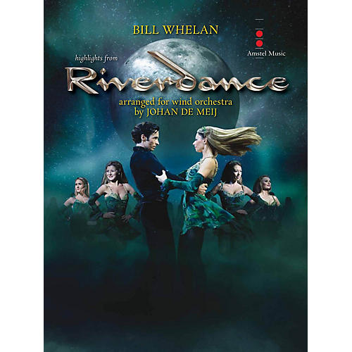 Amstel Music Highlights from Riverdance (Parts Only) Concert Band Arranged by Johan de Meij thumbnail