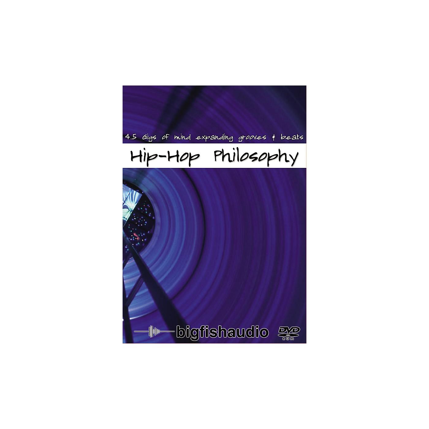 Big Fish Hip Hop Philosophy Audio Loops thumbnail