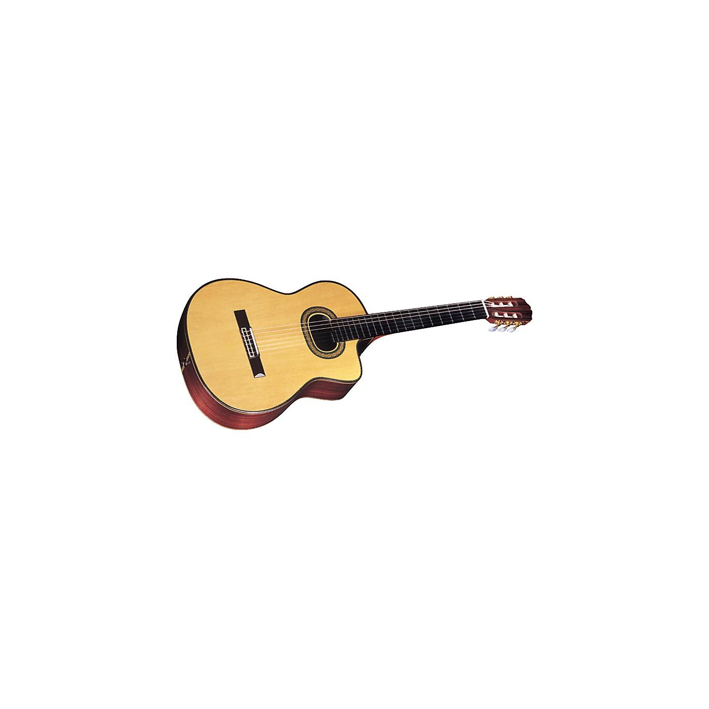 Takamine Hirade TH90 Classic Acoustic-Electric Guitar thumbnail