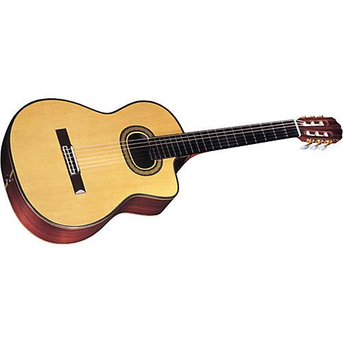 Takamine Hirade TH90 Classic Acoustic-Electric Guitar-thumbnail